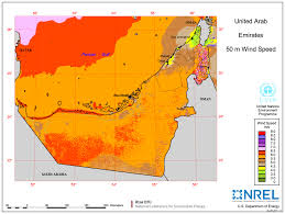 Wind Speed Map File Map United Arab Emirates Speed Jpg Wikimedia Commons