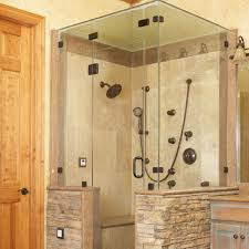 bathroom tiled showers ideas tile bathroom shower design ideas kitchentoday