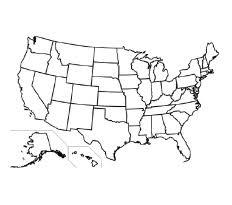 us map outline printable free languagexieb free printable usa maps for