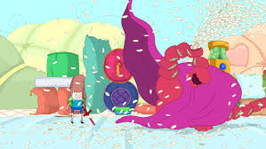 Adventure Time Bedding Image S5e16 Blanket Dragon Dying Png Adventure Time Wiki