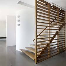 Unique Stairs Design Modern Spiral Staircase With Wood Stairs And Indoor Area Also