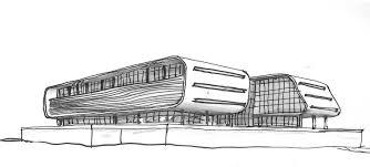 architecture buildings sketch interior design