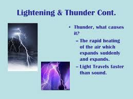 South Dakota what travels faster light or sound images Severe weather watch vs warning watch the conditions are right jpg