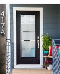 Glass Exterior Door Shop Exterior Doors At Lowes