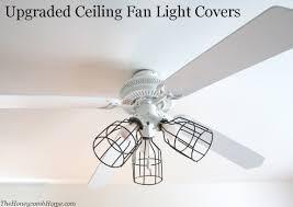 home decor ceiling fans ceiling fan light covers