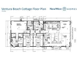 Beach House Floor Plan by Floor Plan Packages