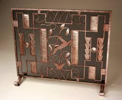 art deco fireplace screens u0026 doors buy art deco fireplace screen