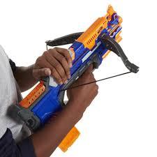nerf n strike elite crossbolt blaster toys