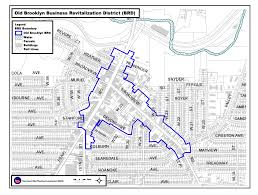 Ohio City Map Image From Http Planning City Cleveland Oh Us Maps Jpg