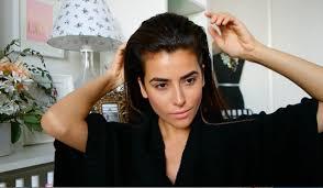 how to achieve swept back hairstyles for women u tube sleek wet look hair tutorial easy youtube