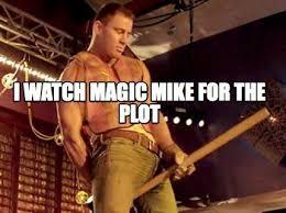 Magic Mike Meme - magic mike construction worker dance funny pinterest magic