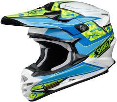 motocross gear closeout shoei vfx w turmoil off road helmet new 2016 closeout ebay