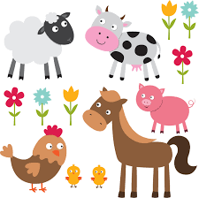 stickers animaux chambre bébé decorecebo photos stickers animaux de la ferme chambre enfants