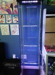 Detolf Ikea by Ikea Detolf With Multicolor Led Dioder Strips Issue