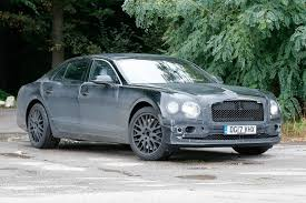 bentley flying spur 2017 next gen bentley flying spur spy shots gtspirit