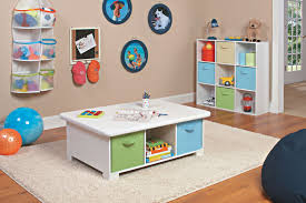 kids craft table with storage decorating kids play table with storage childrens wooden play table