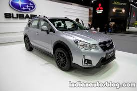 lifted subaru xv subaru archives indian autos blog