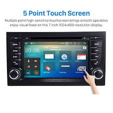 audi a4 2004 radio 2011 audi a4 s4 rs4 android 7 1 hd touchscreen gps navigation car