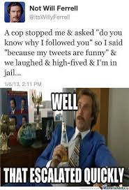 Will Farrel Meme - rmx just will ferrell by chefkim515 meme center