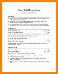 Traditional Resume Sample by Traditional Resume Examples Federal Resume Template Federal