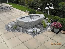 Ideen Mit Steinen Wasser Im Garten Ideen