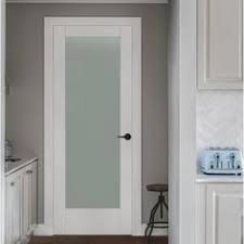 white interior doors with glass frosted glass interior doors for bathrooms 32x80 zen style