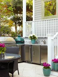 outside kitchen cabinets outdoor kitchen cabinets better homes gardens