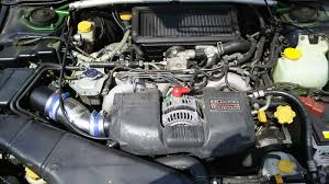 subaru boxer engine turbo vf32 0006 turbo 1 ihi 14409aa060 subaru legacy gt gf bh5 1998 2004