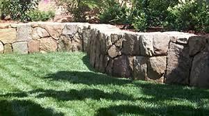 Garden Rock Wall Landscape Design Professional Landscape Design Xeriscape Design A1