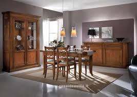 mobili sala da pranzo gallery of sala da pranzo intarsiata con sei sedie sale da pranzo