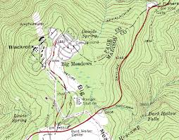 Appalachian Trail Map Pennsylvania by Wandering Virginia Virginia Topographic Maps