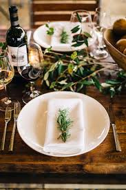 thanksgiving serveware how to set a wine country inspired thanksgiving table the taste sf