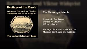donald barnhouse the messenger march youtube
