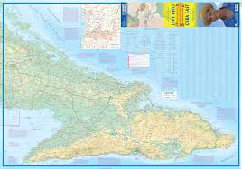 Guantanamo Bay Map Maps For Travel City Maps Road Maps Guides Globes Topographic