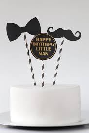 mustache cake topper cake topper trio birthday birthday boy