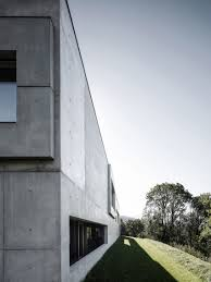 marte marte architects design a concrete house in austria