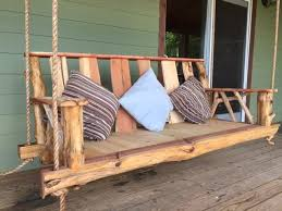 porch swing and stand sets porch swing to complement your home
