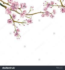 blossom tree clipart