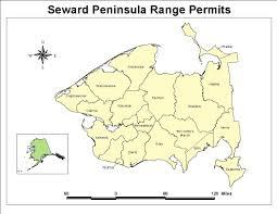 Seward Alaska Map by Rrp The Seward Peninsula