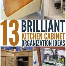 astonishing ideas for organizing kitchen cabinets pics design