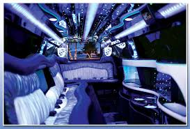 porsche panamera limo limos by moonlight interior