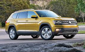 vw to expand atlas tiguan offerings by adding 2 row versions