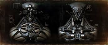 robot wallpaper dirty version by panick on deviantart