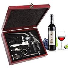 wine opener set smaier corkscrew wine accessories