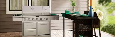 small outdoor kitchen ideas outdoor kitchen ideas the home depot