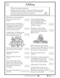 word problems addition word problems worksheets and math
