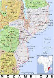 Mozambique Map Mz Mozambique Public Domain Maps By Pat The Free Open Source