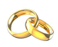 linked wedding rings linked wedding rings stock illustrations 101 linked wedding