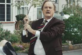 john cleese reprises basil fawlty role for specsavers video