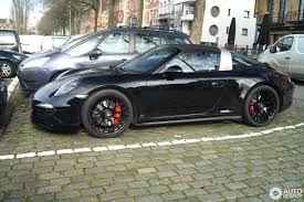 Porsche 991 Targa 4 Gts 14 March 2017 Autogespot